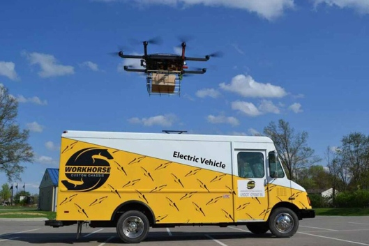 Workhorse-Horsefly-Drone-Delivery-System